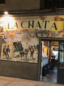 Travel.World-Eats, La Chata, Madrid