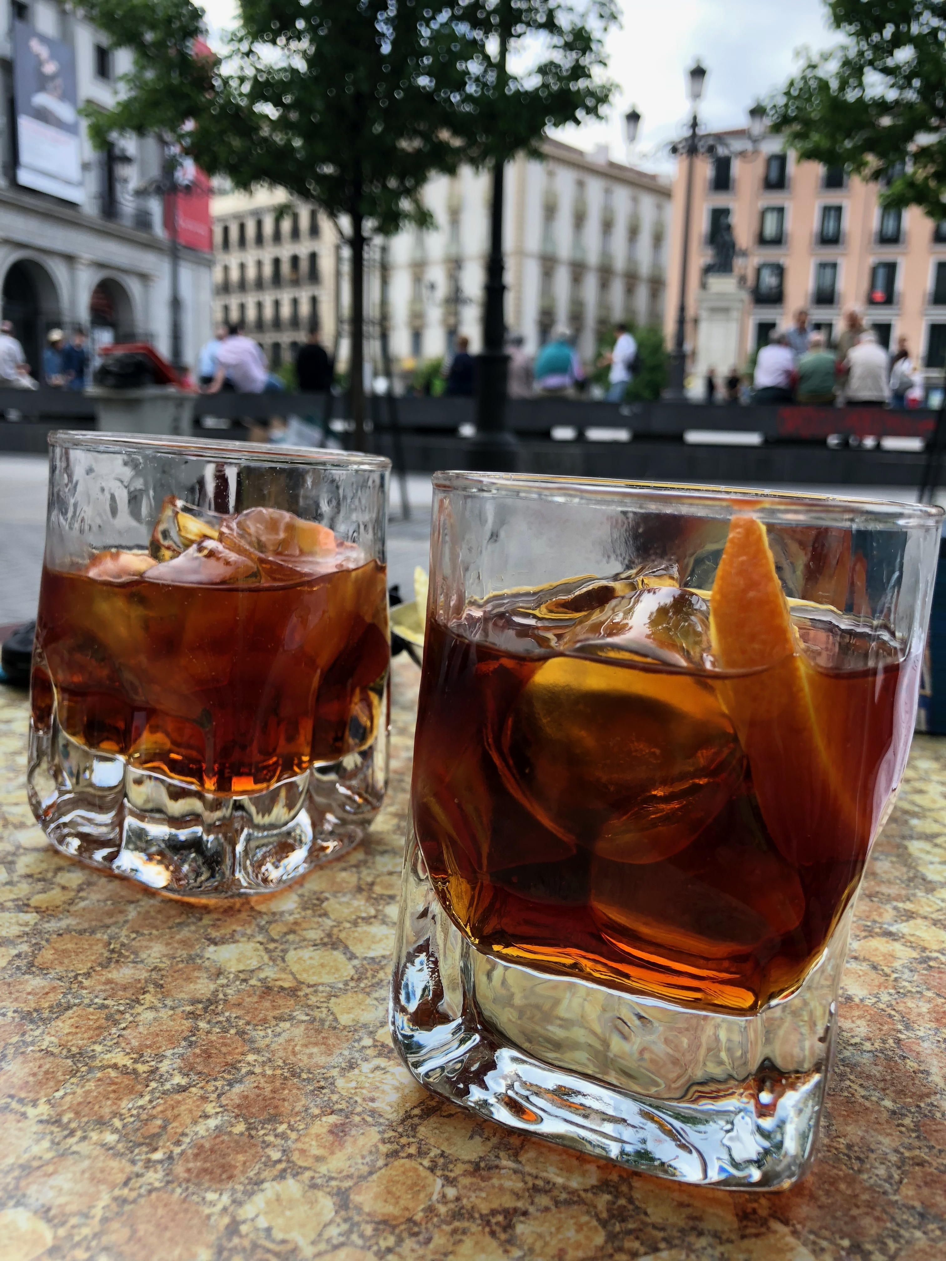 Drink vermut in Madrid, Travel.World-Eats