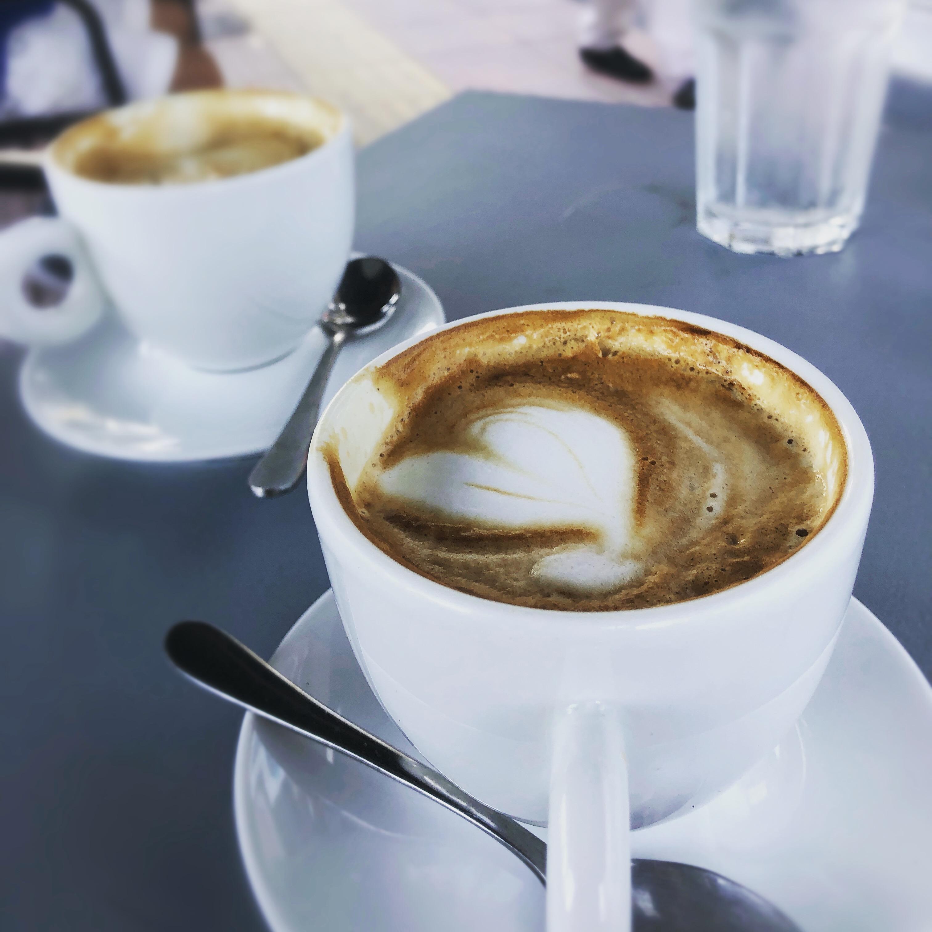 Coffee Pireaus, travel.world-eats